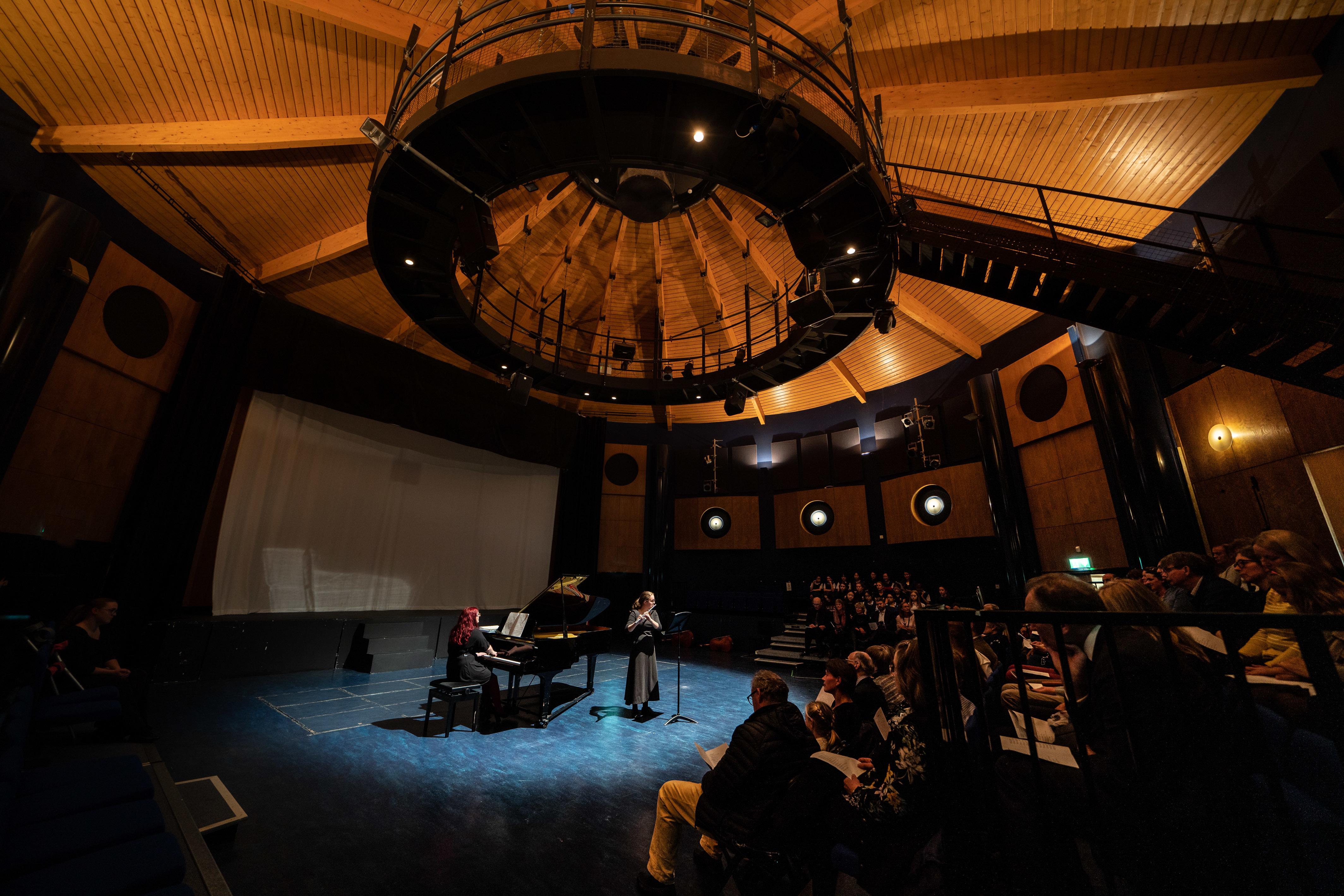 043 101019 Godolphin School Music Scholars Concert Photo By Ash Mills