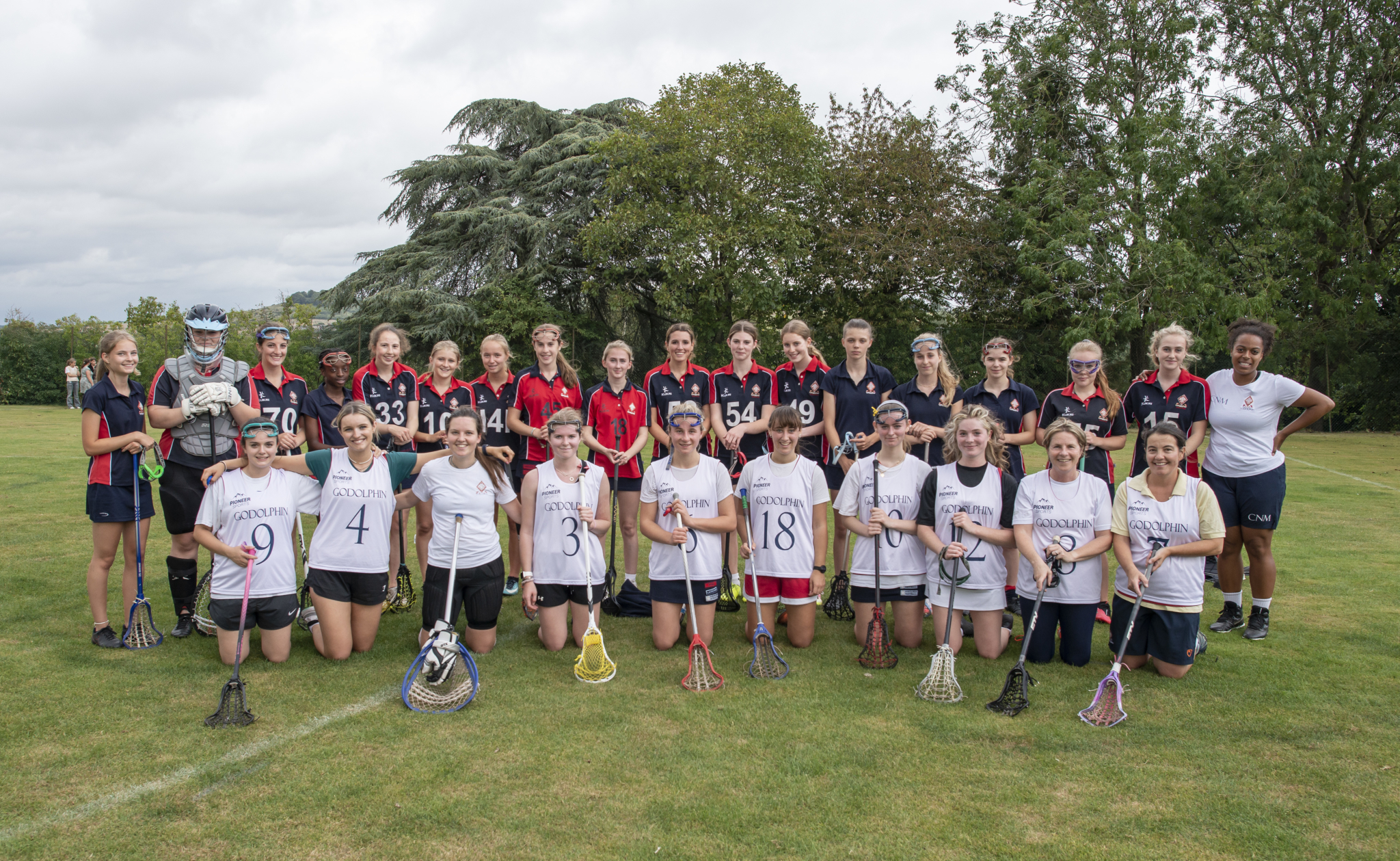 2021 09 10 Oga Lax Match Vs Godolphin Combined Team Photo Without Label