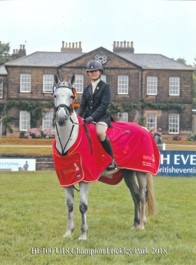 Emma Jowett National Championships